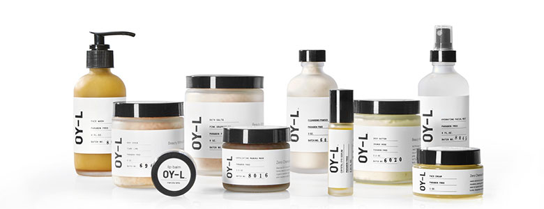 Natural beauty products, OY-L