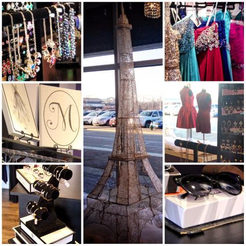Mademoiselle boutique in Westlake Ohio - Cleveland fashion
