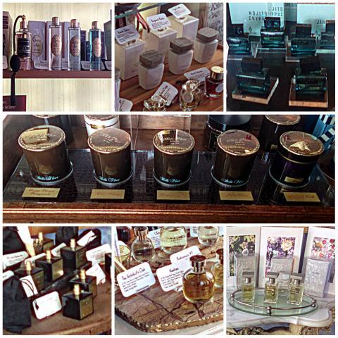 Indigo Perfumery, Lakewood, Ohio