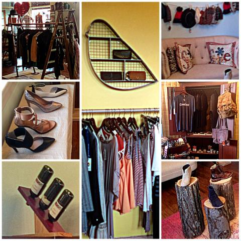 Blackbird Fly Boutique, Cleveland, Ohio