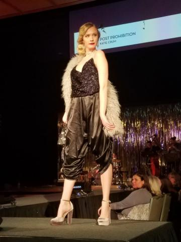 Rock the Runway Kent State University 2017, Cleveland fashion