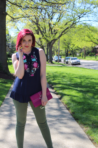 Blogger spotlight: Styled by Stacy