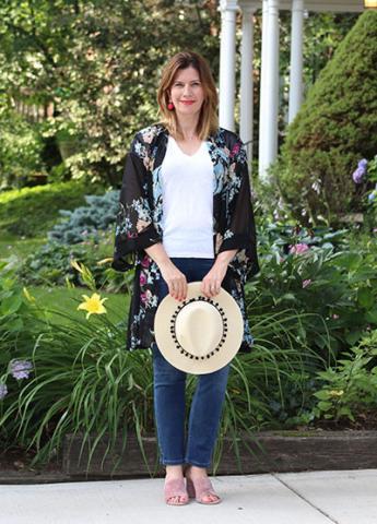 Blog Spotlight: Sylvie Style