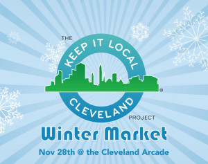 Keep it Local Cleveland Winter Market